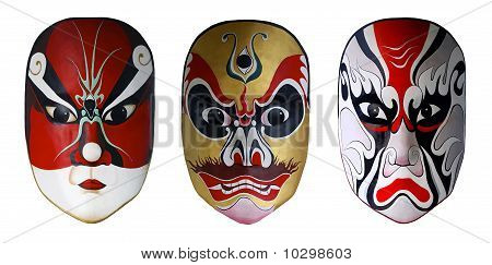 Mask Of Chinese Opera