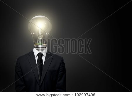 Electric Bulb Head