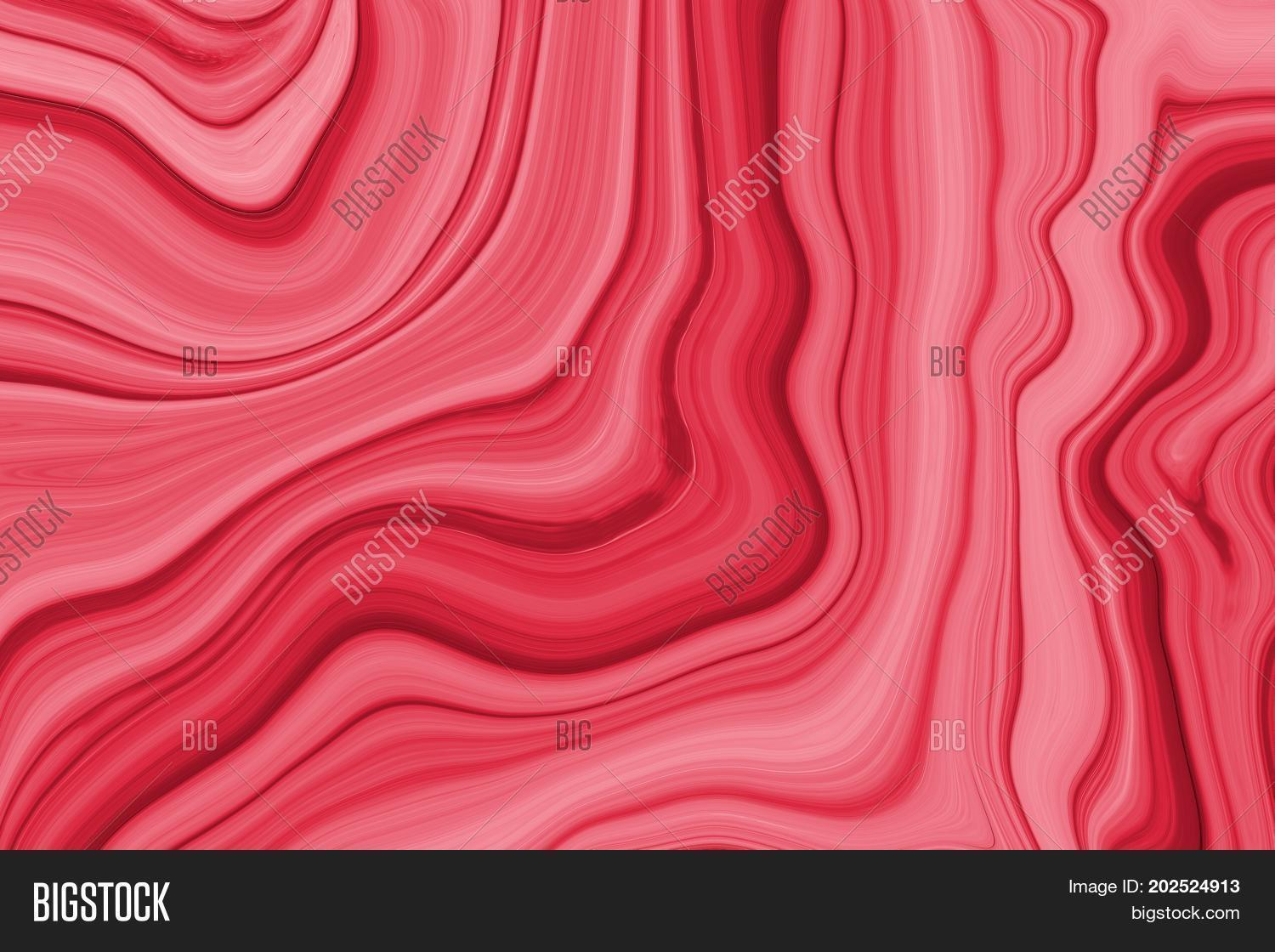 Marble Ink Colorful Image Photo Free Trial Bigstock