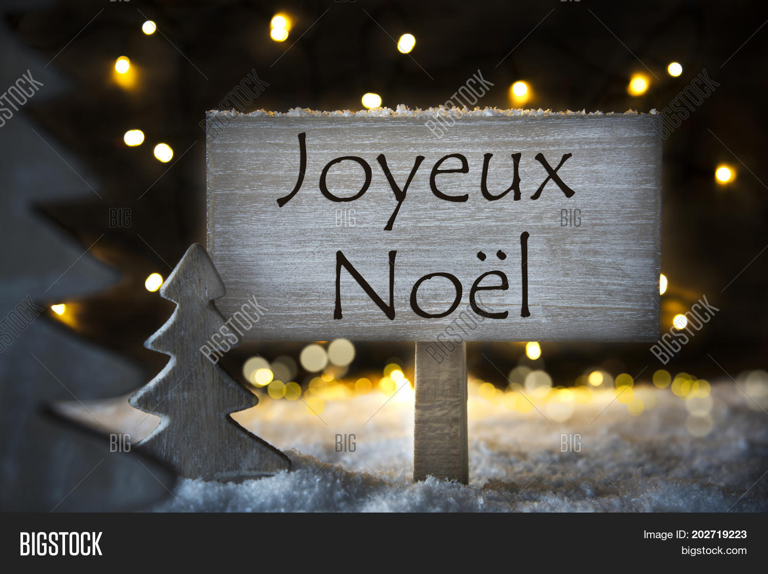 Sign French Text Image Photo Free Trial Bigstock