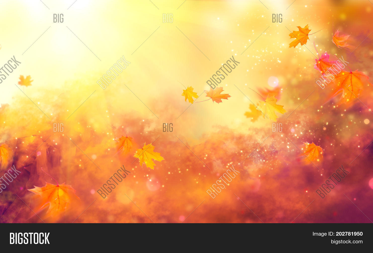autumn background image photo free trial bigstock