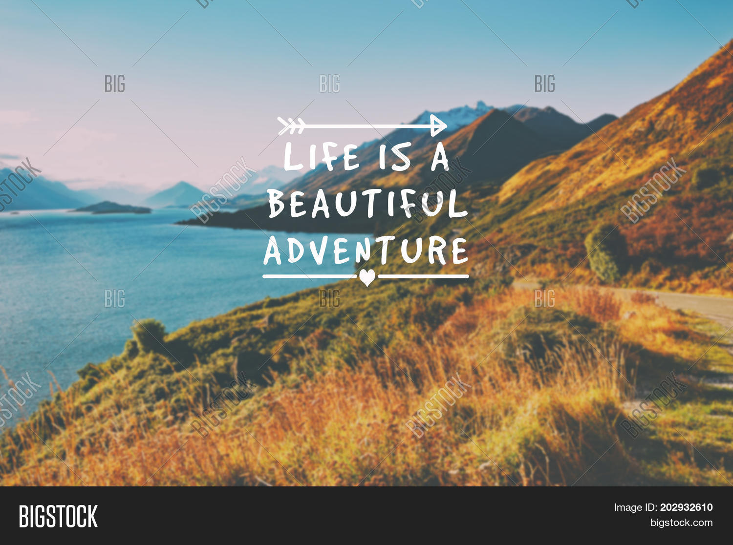 Travel Inspirational Image Photo Free Trial Bigstock
