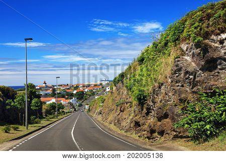 Lajes das Flores, Flores Island, Azores, Portugal, Europe