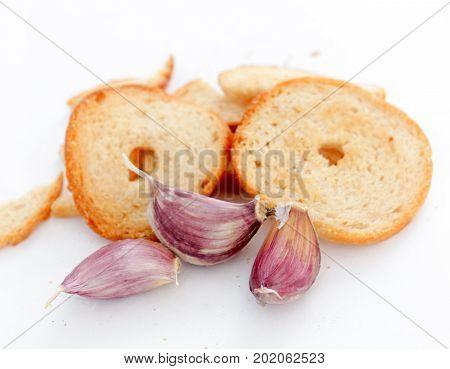 Slice Of Bake Rolls , With Garlic Flavor