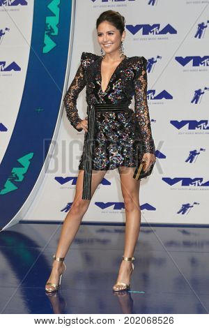 LOS ANGELES - AUG 27:  Erin Lim at the MTV Video Music Awards 2017 at The Forum on August 27, 2017 in Inglewood, CA