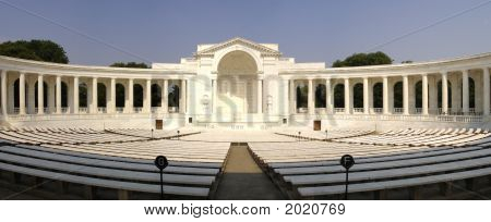 Amphitheater At The Tomb Of The Unknown Soldier