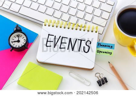 Event Planning Concept