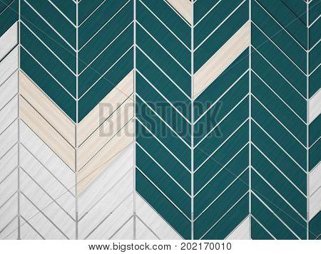 Timber Wood Slats Pattern Background, 3D Render Design