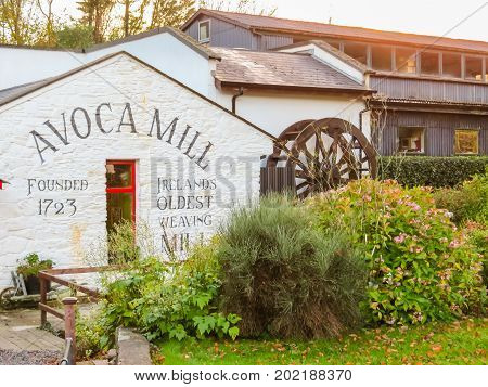 Avoca Mill, Oldest Weaving Mill In Ireland