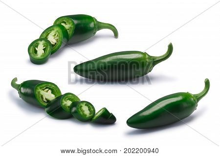 Diced And Whole Jalapeno Chiles, Paths