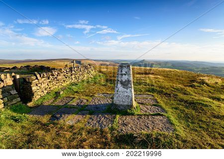 Shining Tor Trig Point