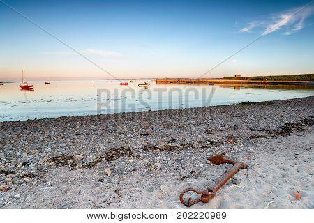 The Beach At Holy Island