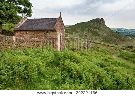 A Hut On The Roaches