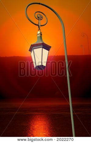 Lantern What Sun