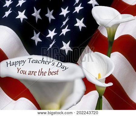 Happy teacher s day - first day of school