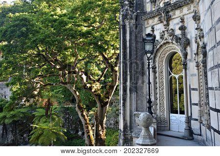 Palace Quinta Da Regaleira, Sintra Portugal