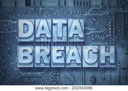 Data Breach Pc Board