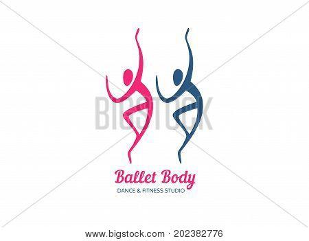 Dance Icon Concept Vector Photo Free Trial Bigstock