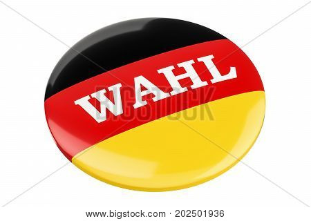 Badge Wahl