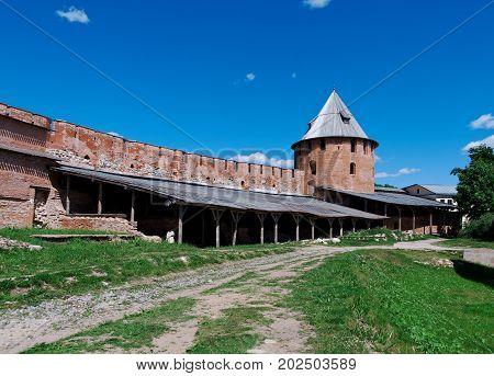 Veliky Novgorod Novgorod Kremlin.Russia , russian travel