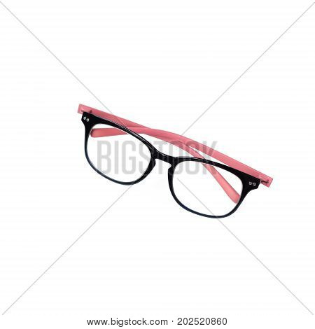 Glasses Isolated On White