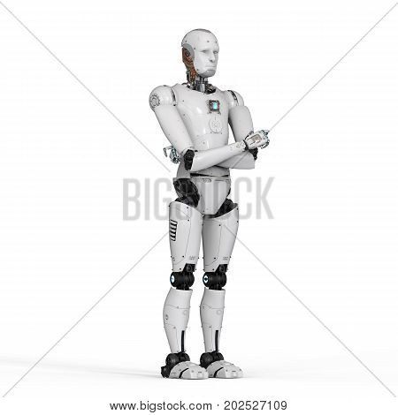 Robot Full Body
