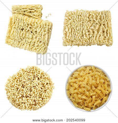 Instant Noodles Or Ramen