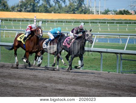Jockeying For Position