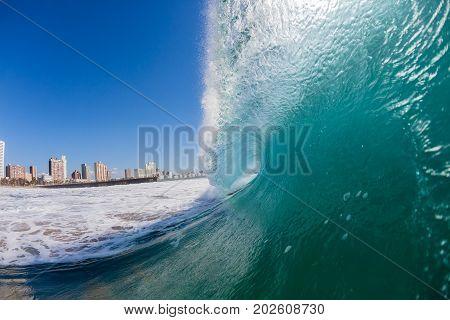 Wave Swimming Durban