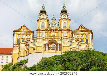Melk Abbey Monastery, Austria