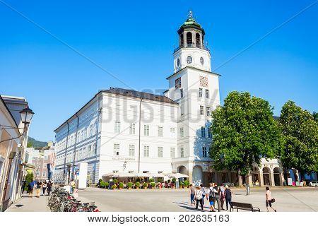 Salzburg Museum In Salzburg