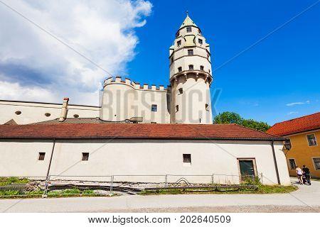 Hasegg Castle, Hall In Tirol