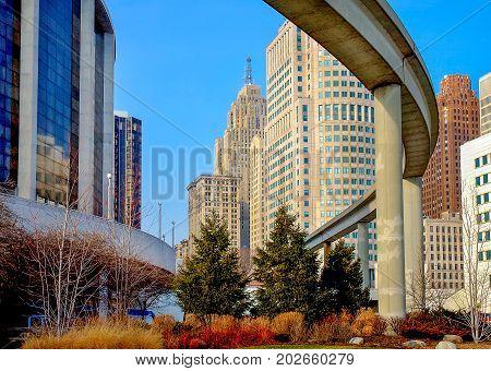 Detroit Rail Transit