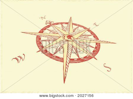 Compass  Windrose