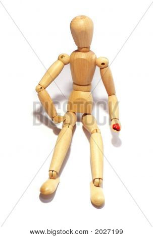 Woody In Love