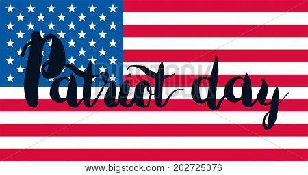 Patriot Day Banner