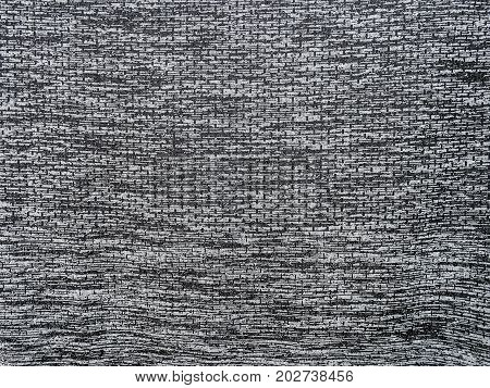 sports fabric texture background , black and white sports wear background.