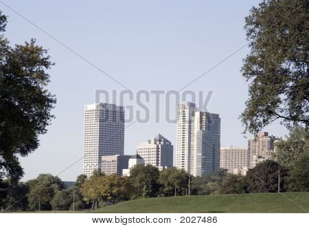 Condos And Office Buildings