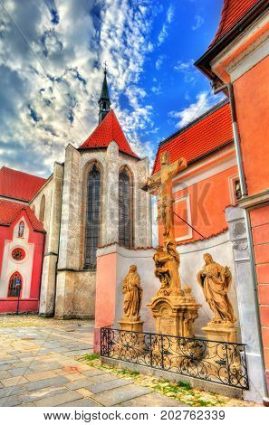 Church of the Presentation of the Blessed Virgin Mary in Ceske Budejovice - Czech Republic