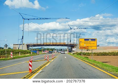 Bridge Reconstruction