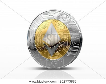 Cryptocurrency Physical Coin