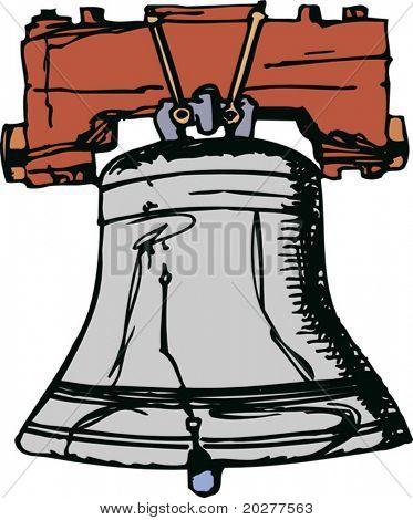 Vector bell illustration