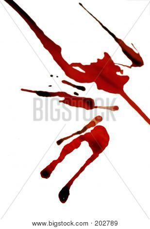 Blood Splattered