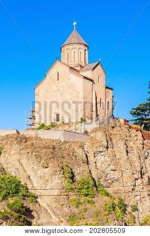 The Metekhi Church
