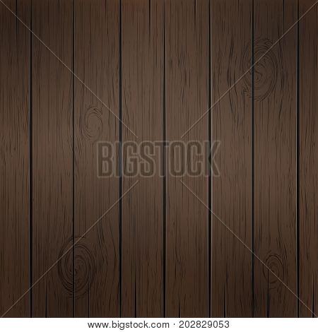 Wooden Dark Brown Background Wood Vector Photo Bigstock