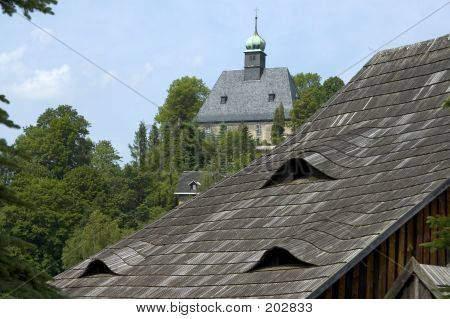 Church And Roof