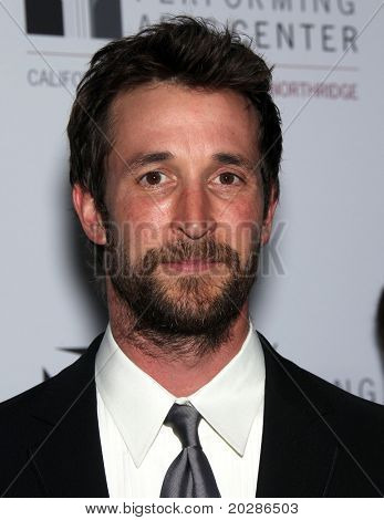 LOS ANGELES - JAN 29:  Noah Wyle arrives to the Valley Performing Arts Center Opening Gala  on January 29,2011 in Northridge, CA