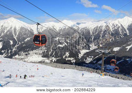 Austria Ski Station