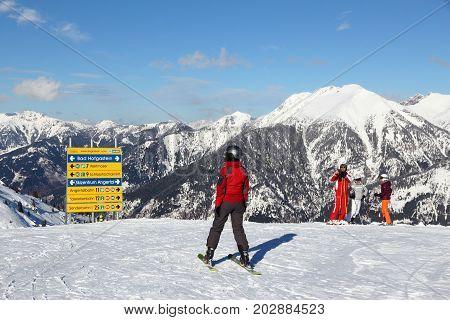 Ski Amade, Austria