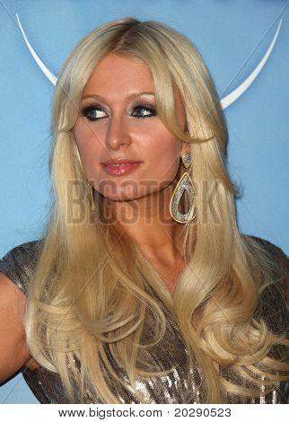PASADENA, CA - JAN 13:  Paris Hilton arrives at the NBC All-Star Party on January 13, 2011 in Pasadena, CA